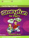 English Story Fun for flyers with cd
