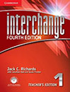Interchange 1 Teachers book with Assessment Audio CD Fourth Edition