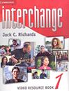 Interchange 1 Video Resource Book + dvd