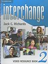 Interchange 2 video Resource Book + dvd