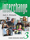 Interchange 3 video Resource Book + dvd