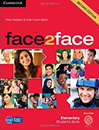 face2face Elementary 2nd s.b+w.b+dvd