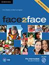 face2face pre-intermediate 2nd s.b+w.b+dvd