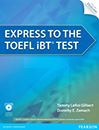 Express to the TOEFL iBT Test with cd-pearson