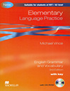 Elementary Language Practice with cd 3rd edition