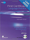 First Certificate Language Practice with CD 4th edition