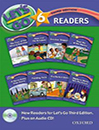 Lets Go 6 Readers Pack: with Audio CD