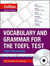 Collins Vocabulary and Grammar for the TOEFL Test with cd