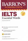 IELTS Essential Words Fourth Edition