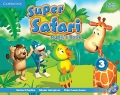Super Safari 3 British Pupils+Activity