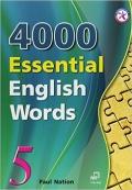 4000Essential English Words 5
