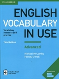 English Vocabulary In use Advanced 3rd
