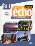 Echo Niveau B1.1 2ème édition