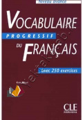 Vocabulaire progressive avancé