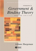 Introduction to Government and Binding Theory 2nd Edition