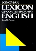 Longman Lexicon of Contemporary English