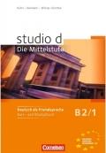 Studio d Die Mittelstufe B2/1 Deutsch als Fremdsprache