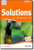 Solutions Upper Intermediate 2nd Edition
