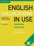 English Collocations in Use Advanced 2nd