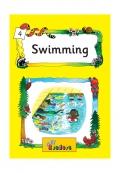 Jolly Reader Swimming