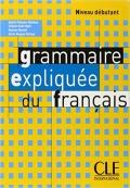 Grammaire expliquee du francais niveau debutant