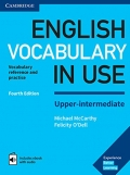 English Vocabulary in Use Upper Intermediate 4th