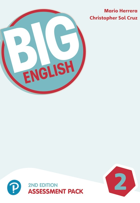 BIG English 2 Assessment Pack 2nd Edition