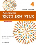 American English File 4 Second