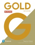 Gold B1+ Pre-First Teacher's Book