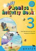 Jolly Phonics Activity 3