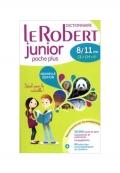 Le Robert junior poche plus  8-11 سیاه سفید