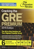 Cracking the GRE Premium 2015