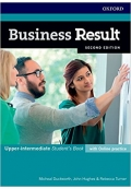 Business Result Upper-intermediate Second Edition