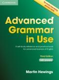 Advanced Grammar In Use 3th