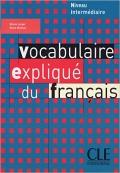 Vocabulaire explique du français niveau intermédiaire