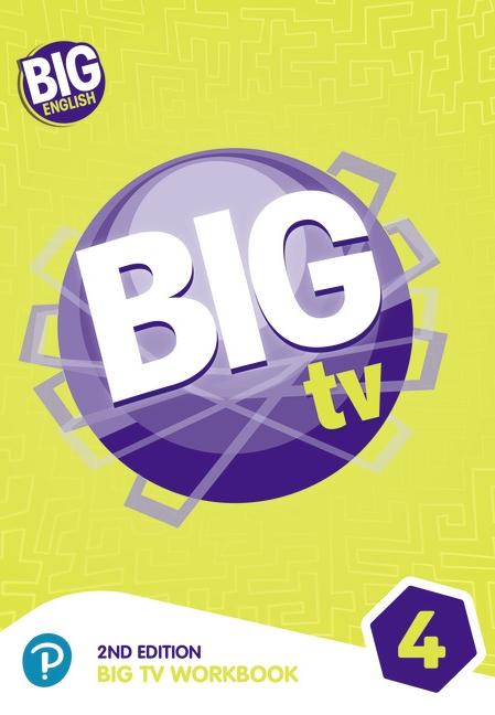 Big TV 4 Workbook 2nd