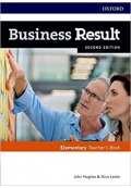Business Result Elementary Teacher's Book Second Edition