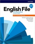 English File Pre-intermediate 4th Edition