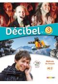 Decibel 3 niv A2 2 Livre + Cahier + CD mp3 + DVD