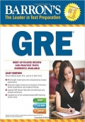 Barrons GRE 21st Edition