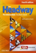 New Headway Pre-Intermadiate Fourth Edition