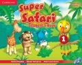 Super Safari 1 American Pupils+Activity
