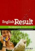 English Result Pre-intermediate