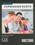 Expression écrite 4 Niveau B2 Livre  2ème édition سفید سیاه