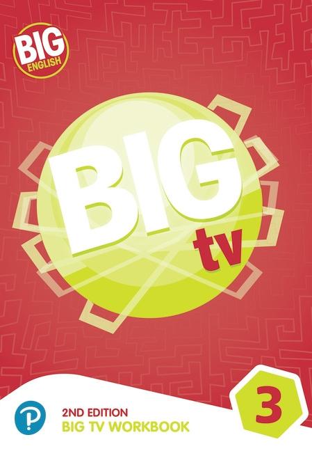 Big TV 3 Workbook 2nd