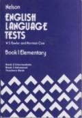 Nelson English Language Tests