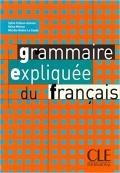 Grammaire expliquee du francais niveau Intermediaire