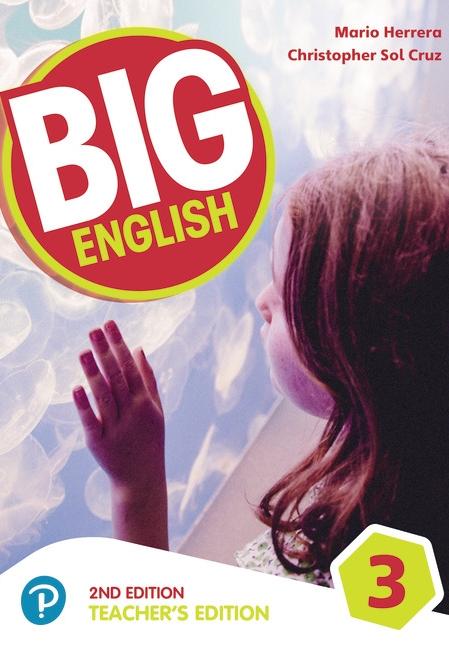BIG English 3 Teacher's Book 2nd Edition