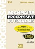 Grammaire progressive du français Niveau débutant complet A1-1