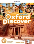 Oxford Discover 3 (2nd) SB+WB